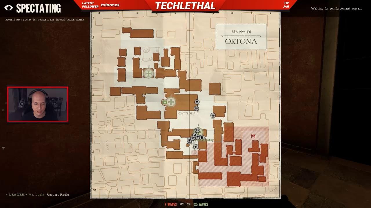 Day of Infamy: Ortona (Invasion) Gameplay – 43/14 K/D