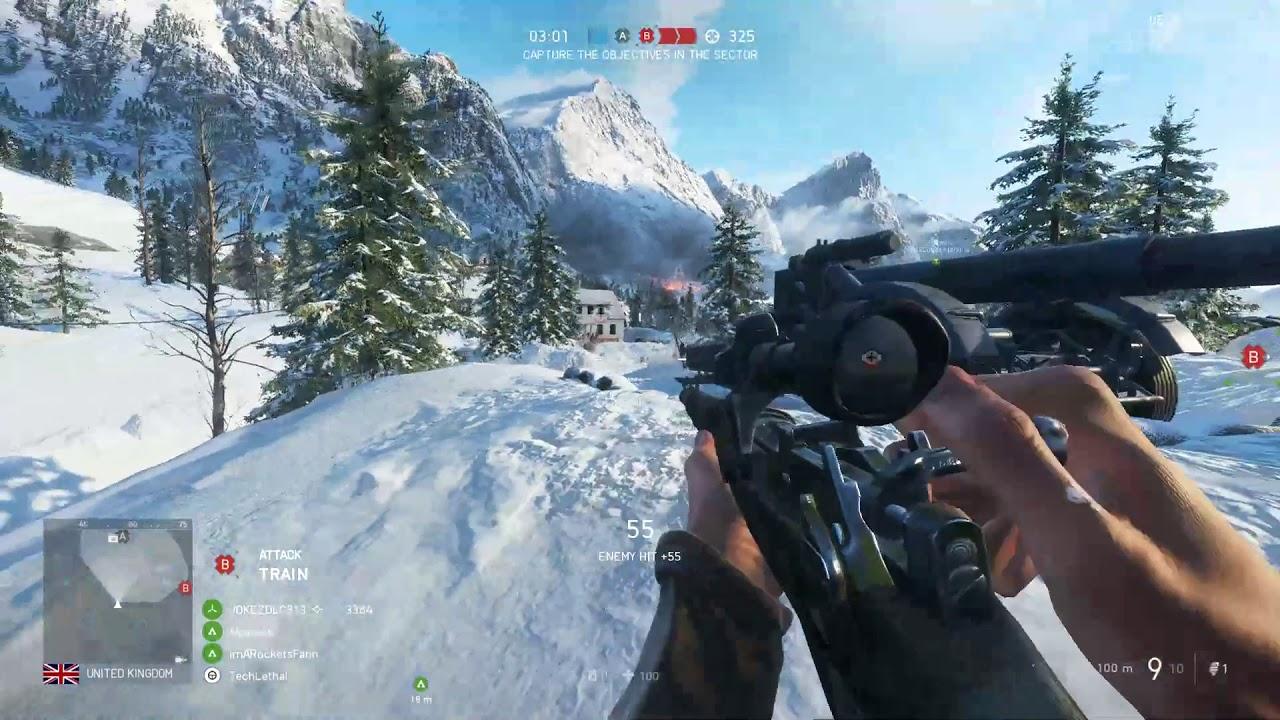 Battlefield 5: Private Jackson