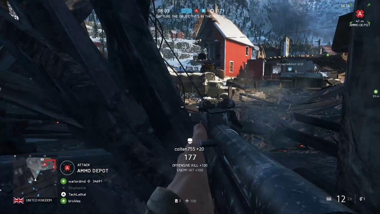 Battlefield 5: Saving Our Tank