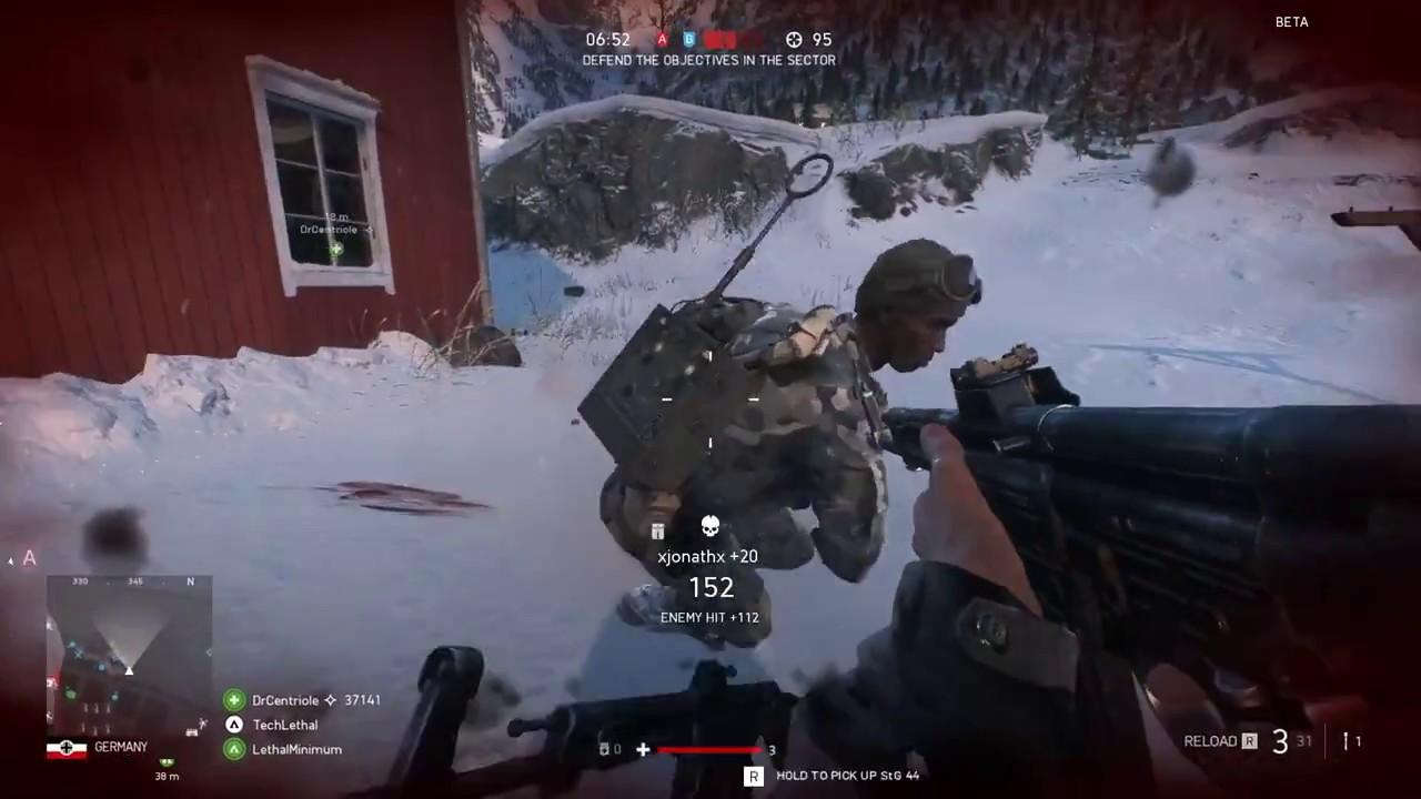 Battlefield 5: Tuck n' Roll